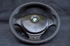 01-06 BMW E46 M3 ///M SMG SPORT STEERING WHEEL PADDLE SHIFTERS AIRBAG OEM