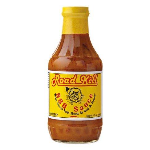 RoadKill BBQ Sauce - Gor-May