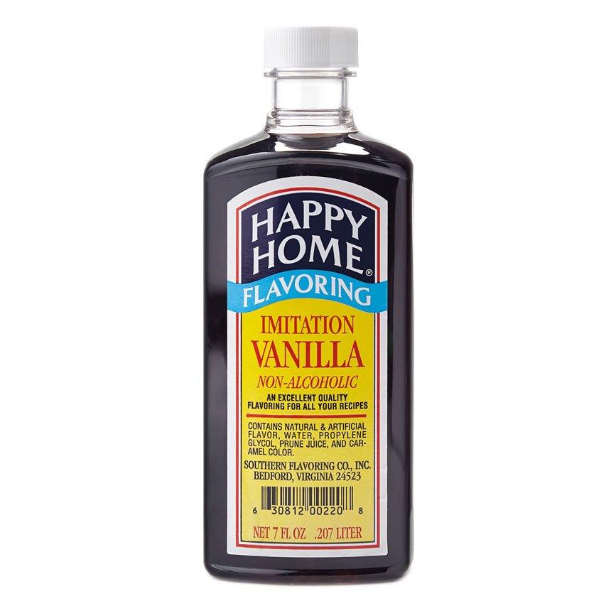 Happy Home Imitation Vanilla Flavor