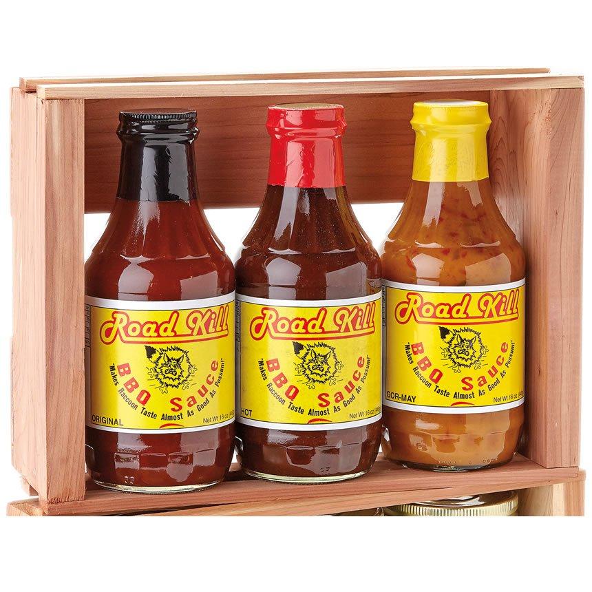 RoadKill BBQ Sauce Gift Set