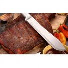 Rada Old Fashioned Butcher Silver Handle.