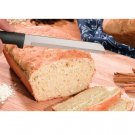 "Rada 6"" Bread Knife Black Handle"