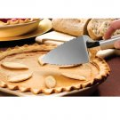 Rada Serrated Pie Server Silver Handle