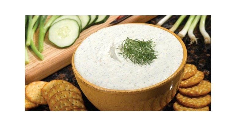 Cucumber Onion Dill Dip Quick Mix Packa