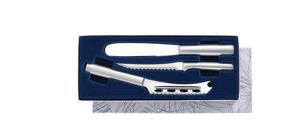 Sandwich Maker's Gift Set Silver Handle
