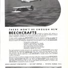 1941 Beechcraft Planes There Won't Be Enough New Ad
