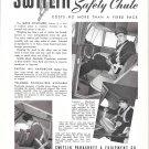 1941 Switlik Parachute & Equipment Ad