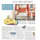 1930 Crane Plumbing Fixtures Kitchen Sink & Bathroom Ad Every Home