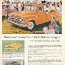 1958 GMC Pickup Truck Horse Show Ad
