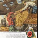 1942 Lucky Strike Cigarettes Inside The Warehouse By Georges Schreiber Ad
