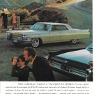 Old Cadillac Cars Mountain Scenic Views Ad