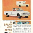 1967 Chevrolet Pickup Truck Ad New Look