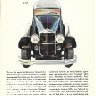 1931 Packard Car Ask The Man Who Knows Them Ad