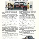 1973 Volvo The Kind Of Car Everyone's Trying To Build Ad