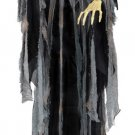 Animated Rising bog Reaper Lights, Motion & sound Haunted House Horror Halloween Prop