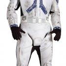 Medium Boy's Deluxe Clone Trooper Costume Star Wars Licensed