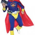 Beer Man Super Hero Costume Large 44