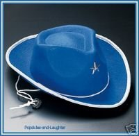 Child's New w/tags Cowboy Hats