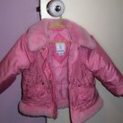 LONDON FOG TODDLER GIRLS COAT W/HOOD