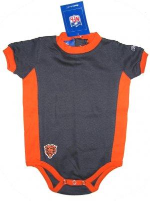 NFL Chicago Bears 24M Reebok baby/infant onesie (unisex) FREE SHIPPING!
