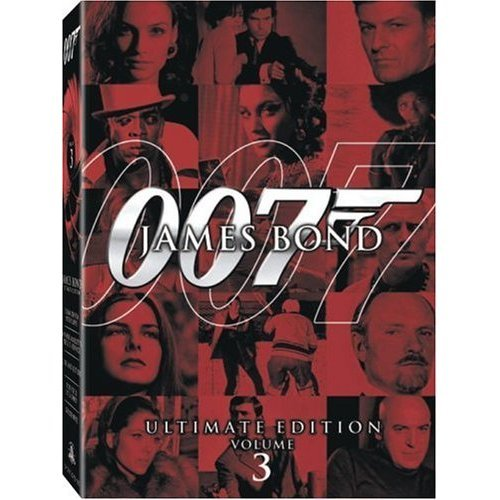 James Bond Ultimate Edition Vol. 3 US Version DVD