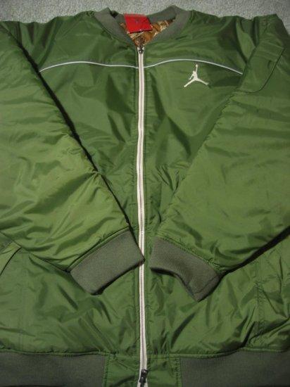 Air Jordan Men Reversible Jacket Size XXL XX-Large