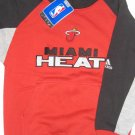 NBA Miami Heat Boy Sweatshirt size 8 S Small FREE SHIPPING!