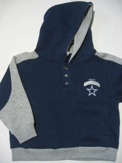 NWT Dallas Cowboys Boy Infant Sweatshirt sz 4T baby boy