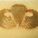 Indonesian Military Para Parachute / Jump Wing Badge FREE SHIPPING!