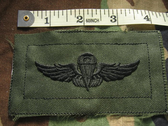 Indonesian Jump / Parachute Para Patch FREE SHIPPING!