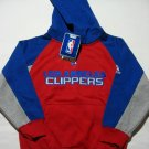 NWT LA Clippers Los Angeles Sweatshirt size 5/6 M Medium FREE SHIPPING!