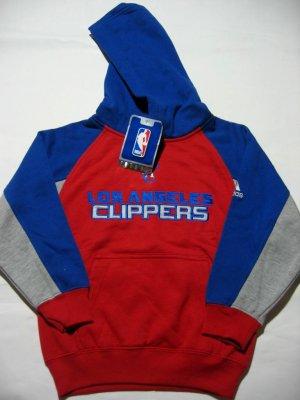 NWT LA Clippers Los Angeles Sweatshirt size 5/6 M Medium FREE SHIPPING!