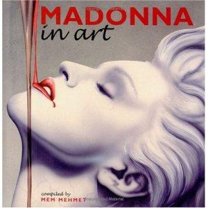 Madonna in Art by Mehmet