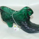 126 - GREEN SLIPPER