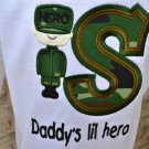 Applique Hero T-Shirt