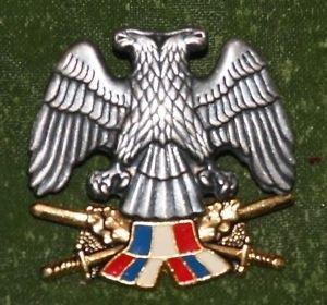 SRJ YUGOSLAVIA - YUGOSLAV ARMY Badge for beret