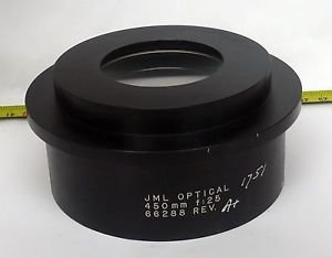 JML  Optical  lens AGFA ImageSetter  AccuSet 800 / 1000