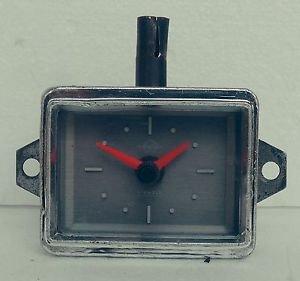 Vintage German Auto Clock  KIENZLE  OPEL 1950 - 1960's Oldtimer DASH BOARD CLOCK