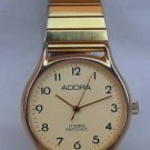 "VINTAGE  ""ADORA "" 17 rubis Mechanical man Gents watch"