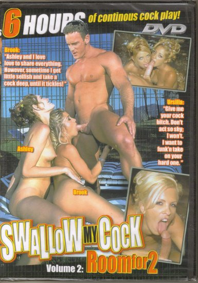 SWALLOW MY COCK VOL. 2: ROOM FOR 2, 6 HRS.