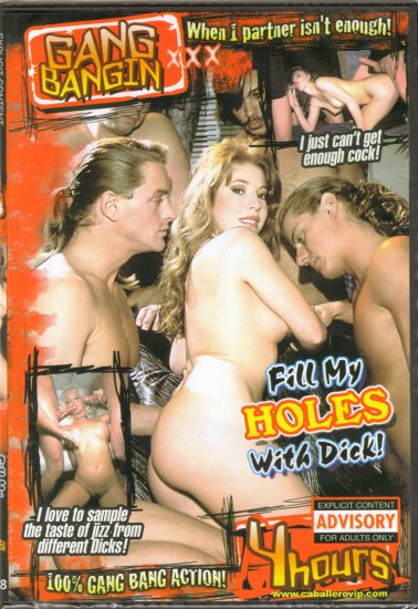 FILL MY HOLES WITH DICK, 4HRS