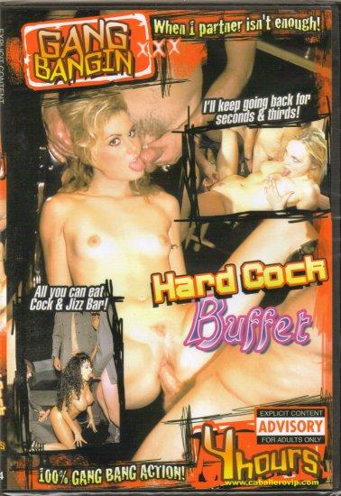 HARD COCK BUFFET, 4HRS