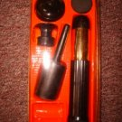 doc johnson multi speed vibrator with 4 different attachments
