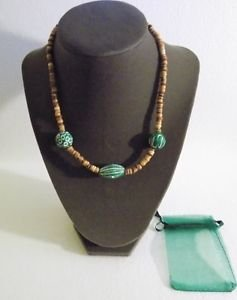 Island Shell Necklace 16.5 Inch