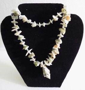 Hawaiian Puka Shells Necklace 28 Inch