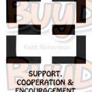 Support, Cooperation, & Encouragement