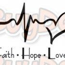 Faith, Hope, & Love #2