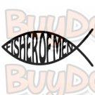 Fisher of Men Fish