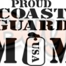 Proud Coast Guard Mom