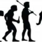 Evolution of Frisbee